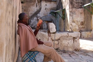 Etiopisk munk