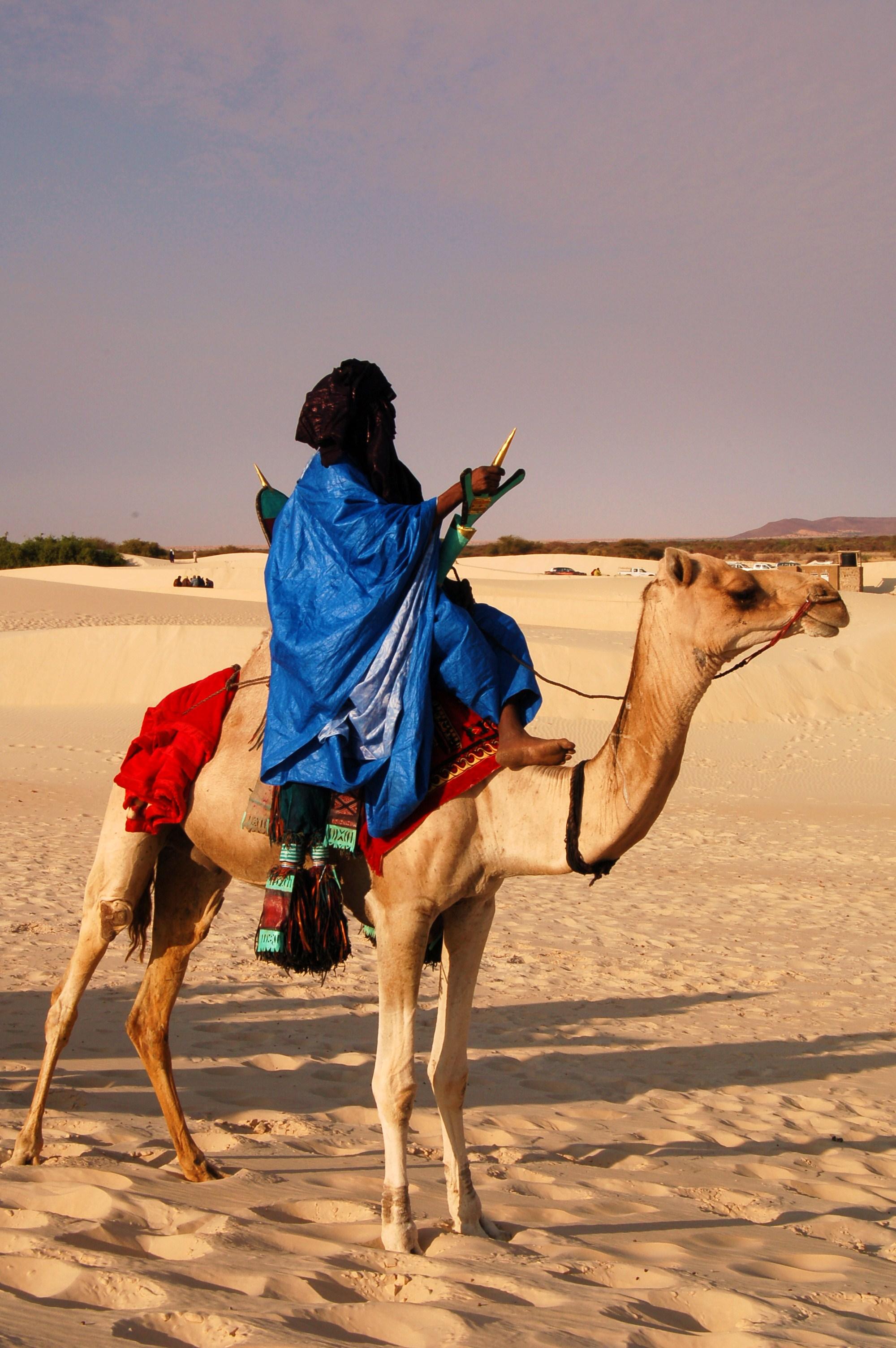 Al qaida uppges strida med tuareger